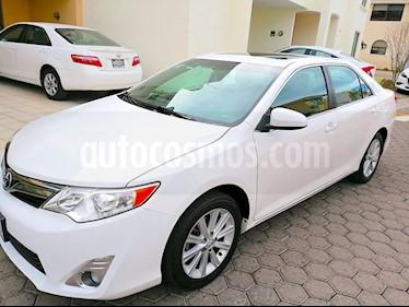 Toyota Camry XLE 2.5L usado (2012) color Blanco precio $170,500