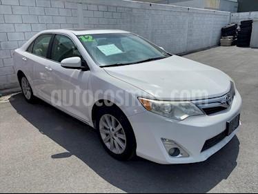 Toyota Camry 2.5 XLE L4 6AT usado (2012) color Blanco precio $99,000