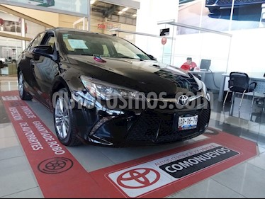 Toyota Camry XSE 3.5L V6 usado (2017) color Negro precio $305,000