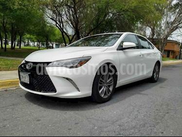 Toyota Camry XSE 3.5L V6 usado (2016) color Blanco precio $265,000