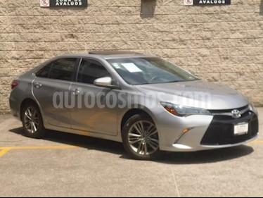 Toyota Camry 4P XSE V6/3.5 AUT usado (2017) color Plata precio $279,000