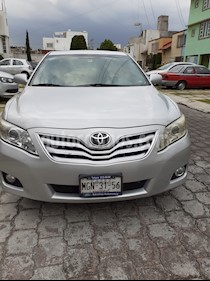 Toyota Camry XLE 2.4L usado (2011) color Plata Metalizado precio $118,000