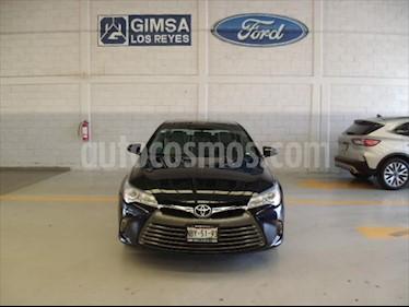 Toyota Camry LE usado (2017) color Negro precio $280,000