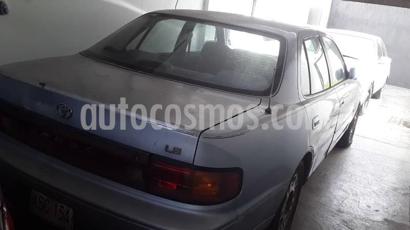 Toyota Camry GL usado (1992) color Celeste precio BoF900