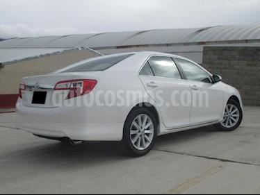 Foto venta Auto usado Toyota Camry XLE 2.4L (2012) color Blanco precio $157,000