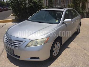 Foto venta Auto usado Toyota Camry XLE 2.4L (2007) color Gris precio $117,000