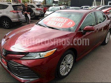 Foto venta Auto Seminuevo Toyota Camry XLE 2.4L (2018) color Rojo precio $469,000