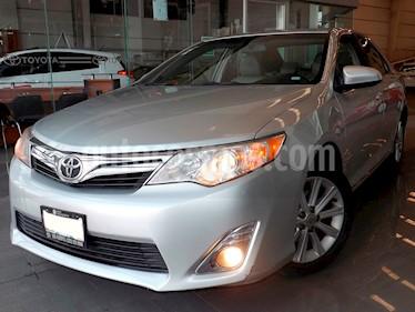 Foto venta Auto usado Toyota Camry XLE 2.4L (2012) color Plata precio $185,000