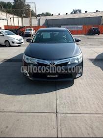 Foto venta Auto usado Toyota Camry XLE 2.4L (2014) color Gris precio $193,000