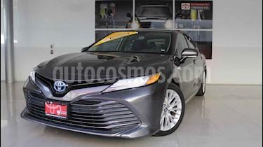 Foto venta Auto usado Toyota Camry XLE 2.5L Navi Hibrido (2019) color Gris precio $555,000