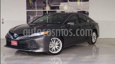 Foto venta Auto usado Toyota Camry XLE 2.5L Navi Hibrido (2019) color Gris precio $540,000