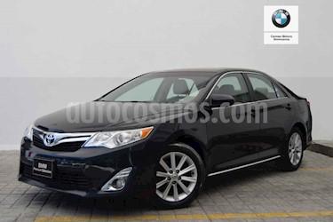 Foto venta Auto usado Toyota Camry XLE 2.5L (2012) color Azul precio $200,000