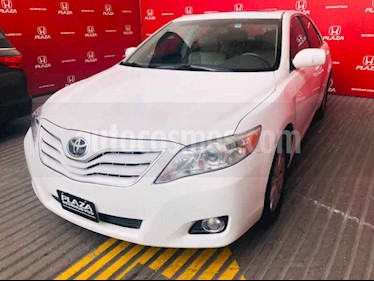 Foto venta Auto usado Toyota Camry XLE 2.5L (2011) color Blanco precio $165,000
