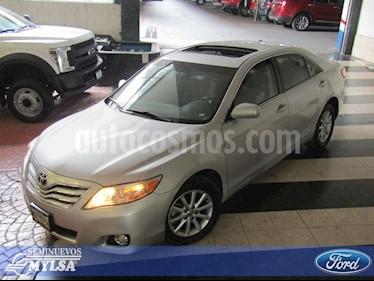 Foto venta Auto Seminuevo Toyota Camry XLE 3.0L V6 (2011) color Plata precio $135,000