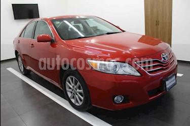 Foto Toyota Camry XLE 3.0L V6 usado (2011) color Rojo precio $145,000