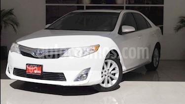 Foto venta Auto usado Toyota Camry XLE 3.5L V6 (2014) color Blanco precio $210,000