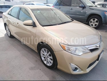 Foto venta Auto usado Toyota Camry XLE 3.5L V6 (2012) color Dorado precio $169,000