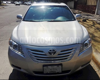 Foto venta Auto usado Toyota Camry XLE 3.5L V6 (2007) color Plata precio $85,000
