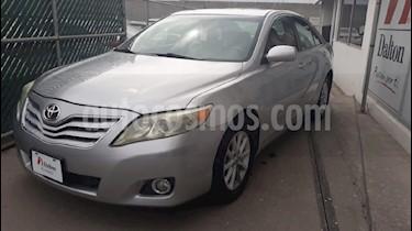 Foto venta Auto Seminuevo Toyota Camry XLE V6 (2010) color Plata precio $134,000