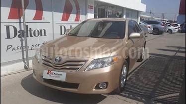 Foto venta Auto usado Toyota Camry XLE V6 (2011) color Cafe precio $154,000