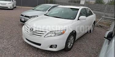 Foto venta Auto Seminuevo Toyota Camry XLE V6 (2011) color Blanco precio $154,000