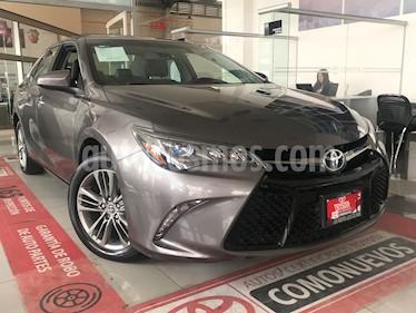 Foto venta Auto usado Toyota Camry XSE 3.5L V6 (2016) color Gris precio $309,000