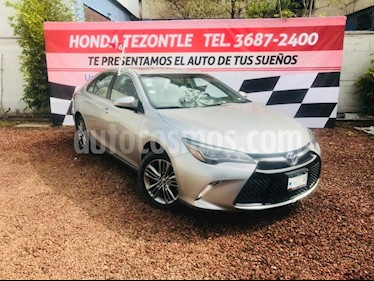 Toyota Camry XSE 3.5L V6 usado (2016) color Plata Diamante precio $290,000