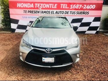 Foto venta Auto Seminuevo Toyota Camry XSE 3.5L V6 (2016) color Plata Diamante precio $290,000