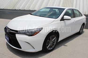 foto Toyota Camry XSE 3.5L V6 usado (2015) color Blanco precio $255,000