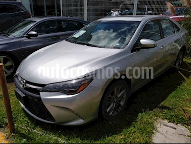 Foto venta Auto usado Toyota Camry XSE 3.5L V6 (2016) color Plata precio $248,000