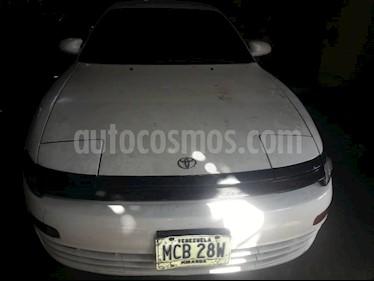 Toyota Celica Sincronico usado (1992) color Blanco precio BoF650