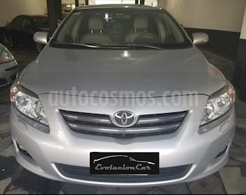 Foto venta Auto usado Toyota Corolla - (2010) color Gris precio $315.000