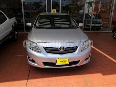 Foto venta Auto Usado Toyota Corolla - (2011) color Gris precio $270.000