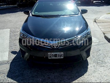 Foto venta Auto usado Toyota Corolla - (2016) color Negro precio $490.000