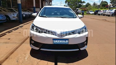 Foto venta Auto Usado Toyota Corolla - (2018) color Blanco precio $810.000
