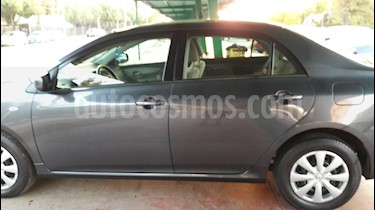 Toyota Corolla 1.6 GLi Aut usado (2012) color Gris precio $7.300.000