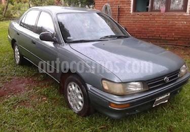 Foto venta Auto Usado Toyota Corolla 1.6 GLi  (1996) color Gris