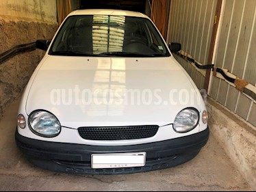 Foto venta Auto usado Toyota Corolla 1.6 GLi  (1999) color Blanco precio $1.500.000