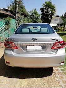 Toyota Corolla 1.6 GLi usado (2012) color Plata precio $5.700.000