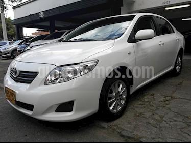 Foto venta Carro Usado Toyota Corolla 1.6 XLi Aut  (2011) color Blanco precio $30.500.000