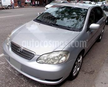Foto venta Auto Usado Toyota Corolla 1.6 XLi (2006) color Gris precio $179.500