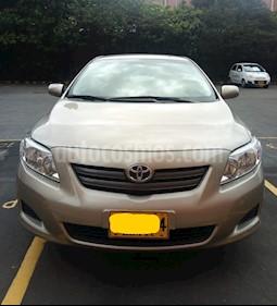 Toyota Corolla 1.6 XLi  usado (2011) color Marron precio $30.500.000