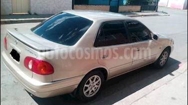 Foto venta carro Usado Toyota Corolla 1.8 AT (2002) color Bronce precio u$s3.200