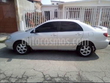 Foto venta carro usado Toyota Corolla 1.8 AT (2008) color Plata precio u$s6.500