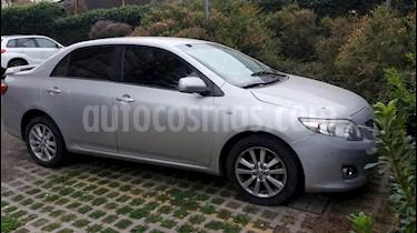 Toyota Corolla 1.8 GLi  usado (2011) color Gris Plata  precio $3.300.000