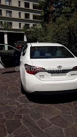 Toyota Corolla 1.8 GLi  usado (2015) color Blanco precio $6.900.000