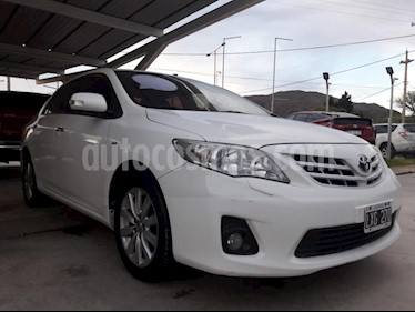Foto venta Auto usado Toyota Corolla 1.8 SE-G 2016-2017 (2012) color Blanco precio $390.000