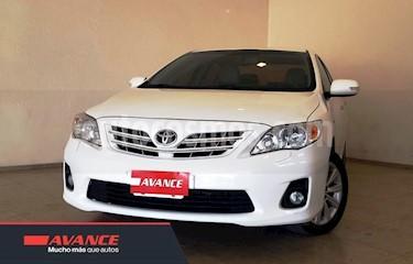 Foto venta Auto usado Toyota Corolla 1.8 SE-G Aut (2013) color Blanco precio $410.000