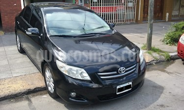 Foto venta Auto usado Toyota Corolla 1.8 SE-G Aut (2010) color Negro precio $330.000