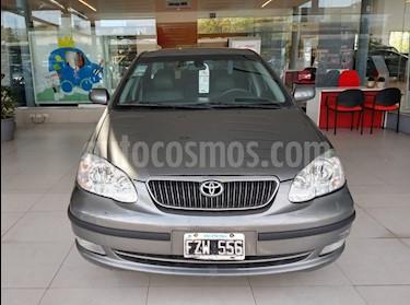 Foto venta Auto usado Toyota Corolla 1.8 SE-G Aut (2007) color Gris Oscuro precio $195.000